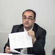 Dimissioni del Segretario di Stato al Territorio Matteo Fiorini