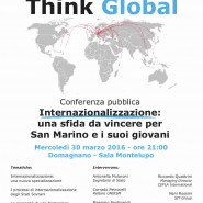 "Grande successo per la serata ""Think Global"""