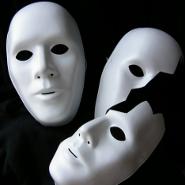 Hanno gettato la maschera